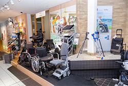 Rollstühle & Gehhilfen bei Kaphingst in Gießen
