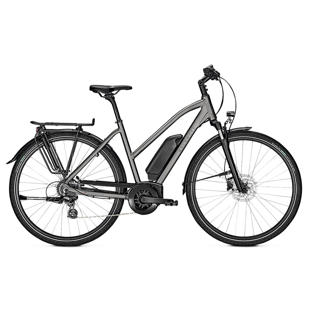 Kalkhoff E-Bike Endeavour 1B Move  Grau