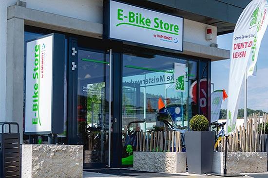 Besuchen Sie unser Meisterwerkstatt für E-Bikes in Marburg/Wehrda