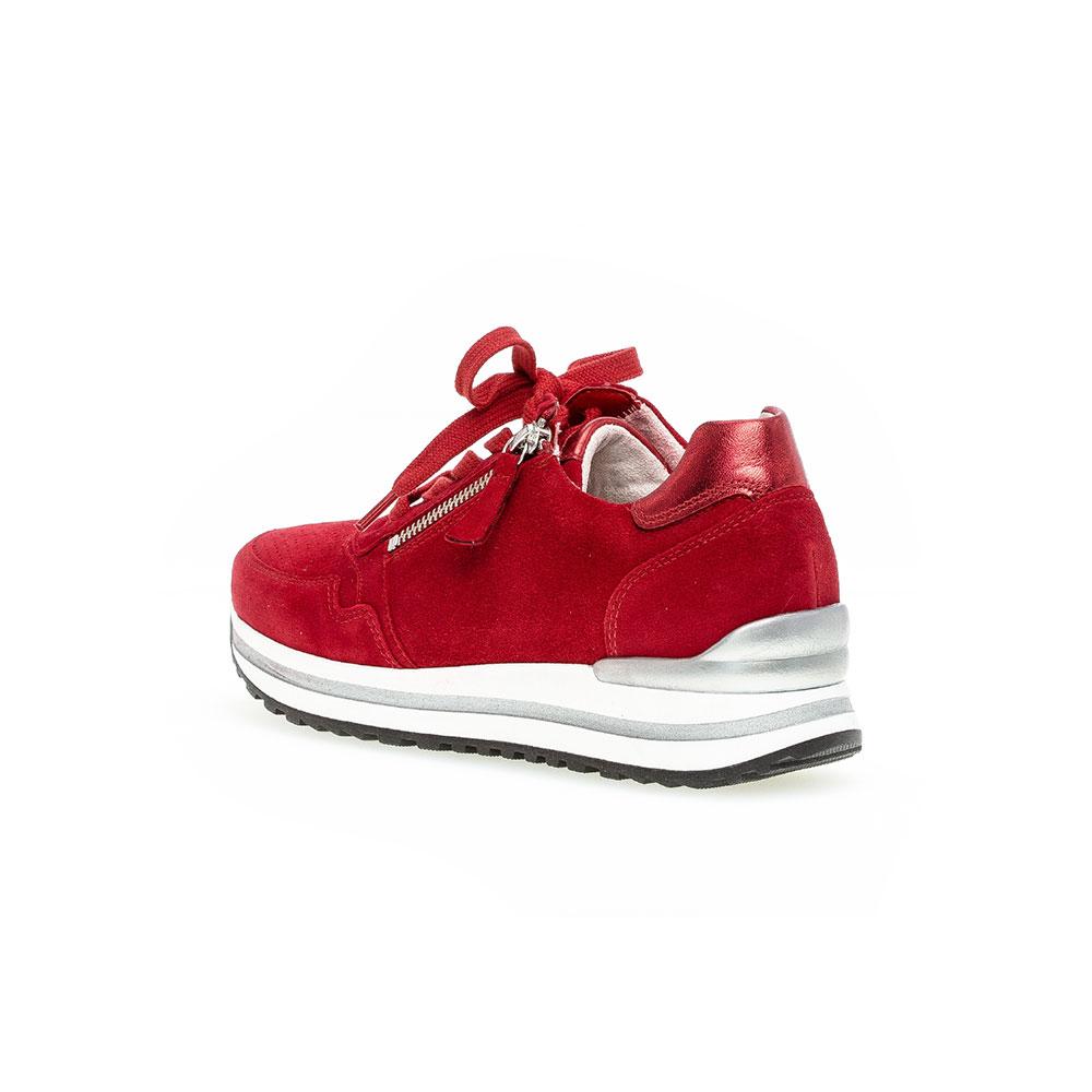 Gabor comfort Sneaker für Damen - Außenansicht hinten
