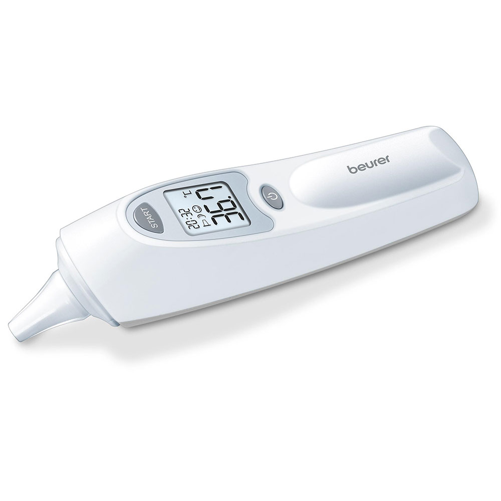 Beurer Fieberthermometer FT 58 mit Infrarot-Technologie