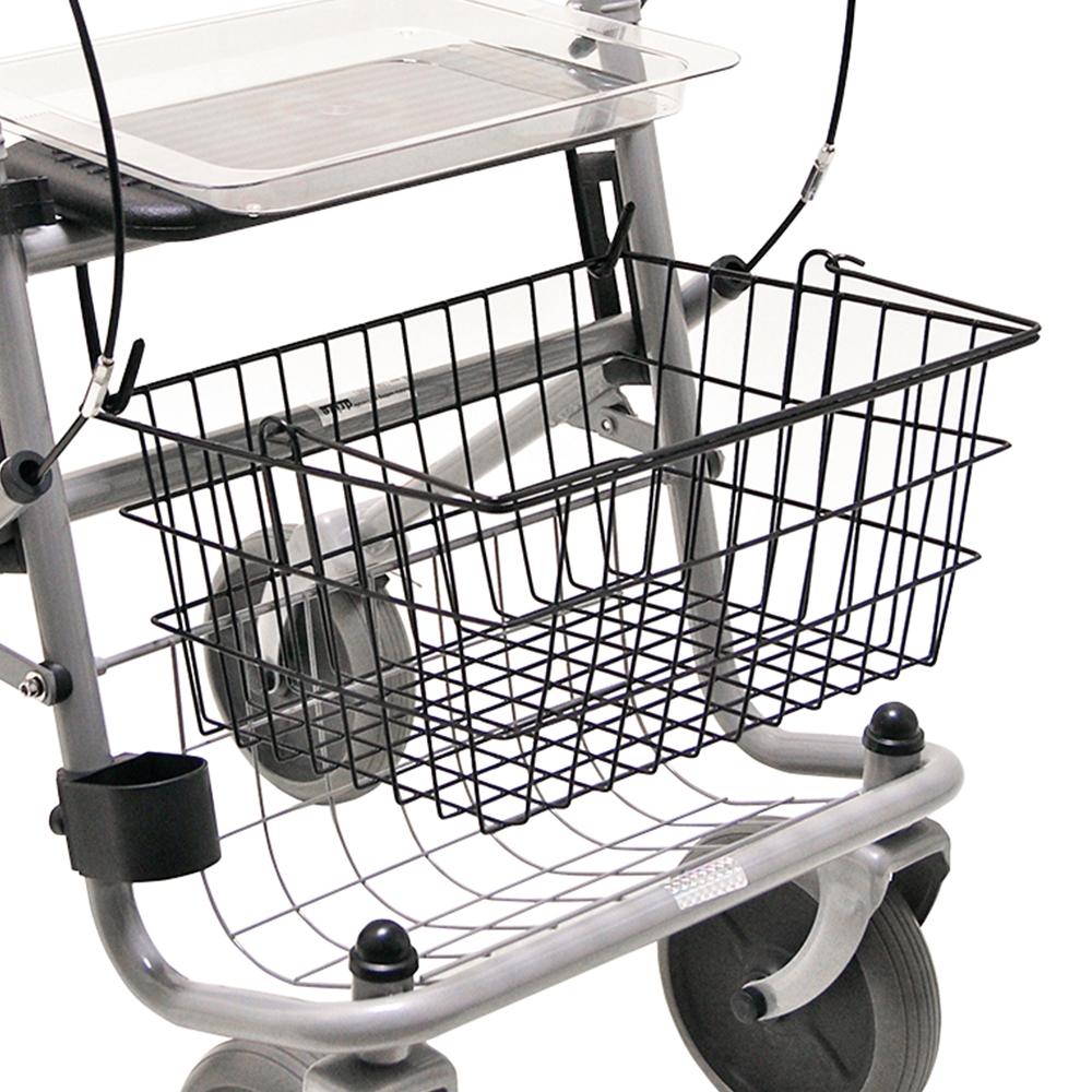 DRIVE MEDICAL Rollator Migo 2G, Einkaufskorb
