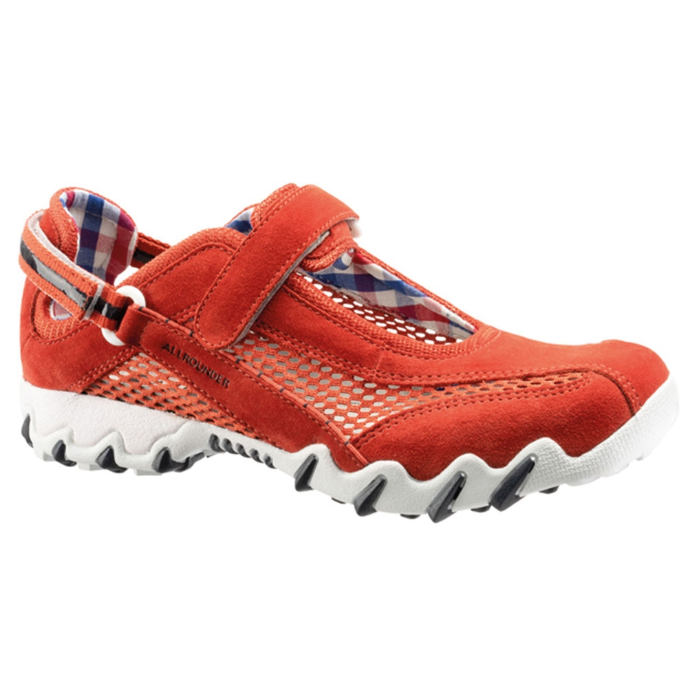 rot| Allrounder Damenschuh Niro in rot