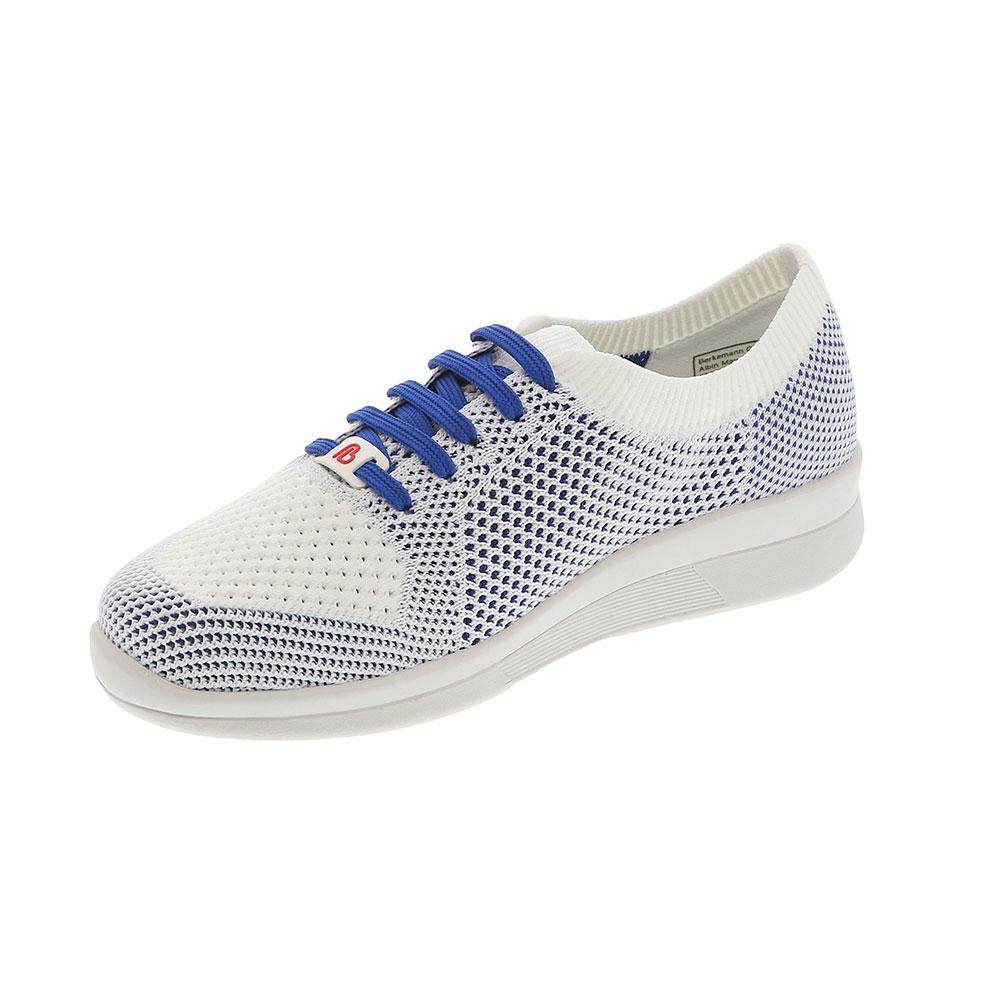 Berkemann Sneaker für Damen Eila in Weiß und Blau