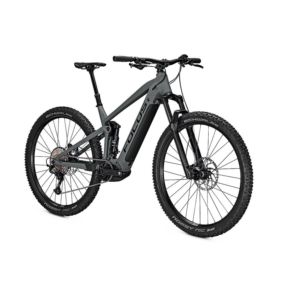 FOCUS E-Bike Thron2 6.8  in Grey