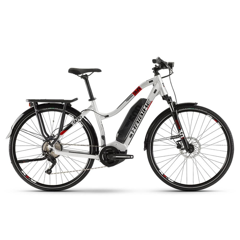 Damen E-Bike Sduro Trekking 2.0 Trekkingbike mit 10-Gang Kettenschaltung