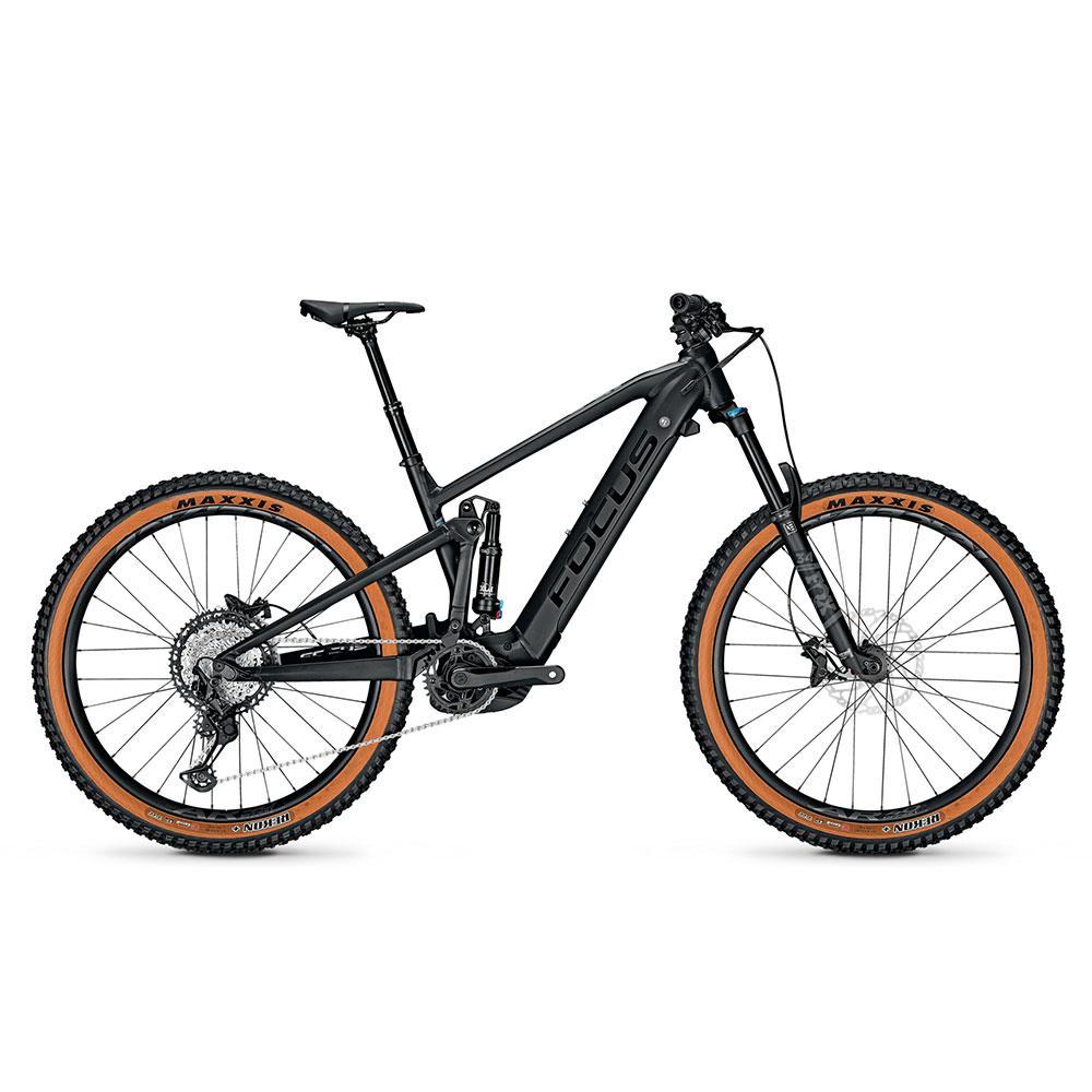 Focus E-Bike Jam2 6.7 Blus in Schwarz