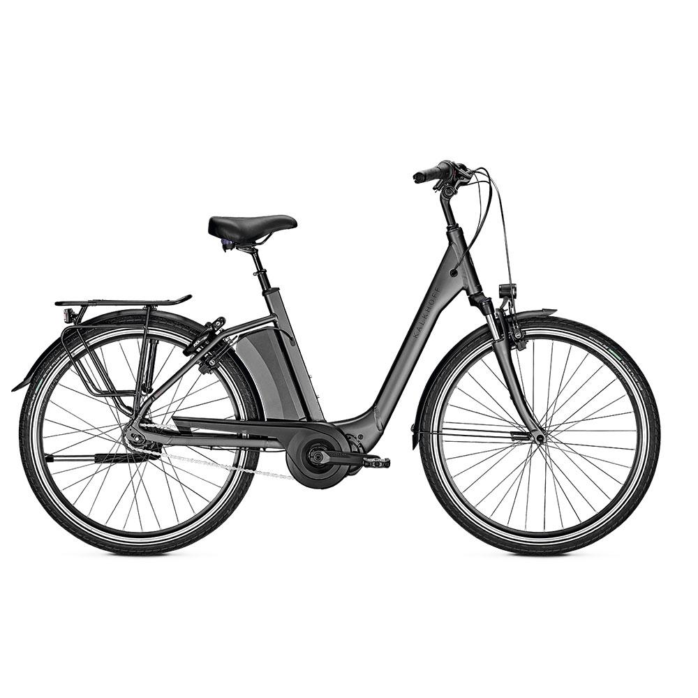 Kalkhoff Agattu 3S XXL E-Bike Black