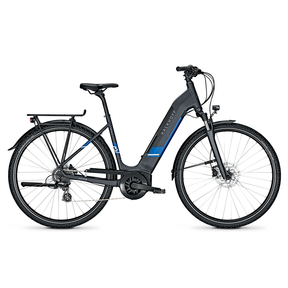 Kalkhofff E-Bike Entice 3.B Move mit Waverahmen