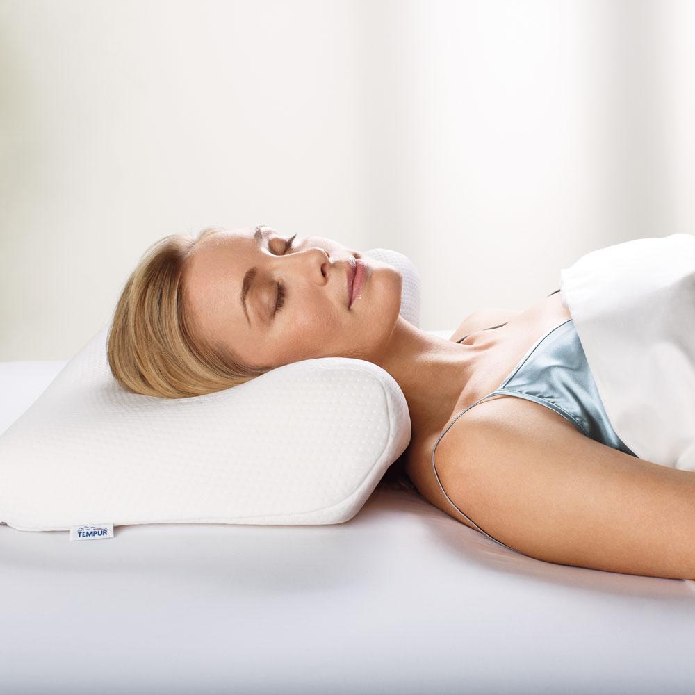 TEMPUR Original Schlafkissen für optimale Unterstützung des Nackens