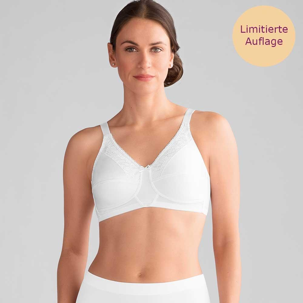 Amoena Prothesen BH Nancy SB, Farbe: Weiß, limitierte Saisonware