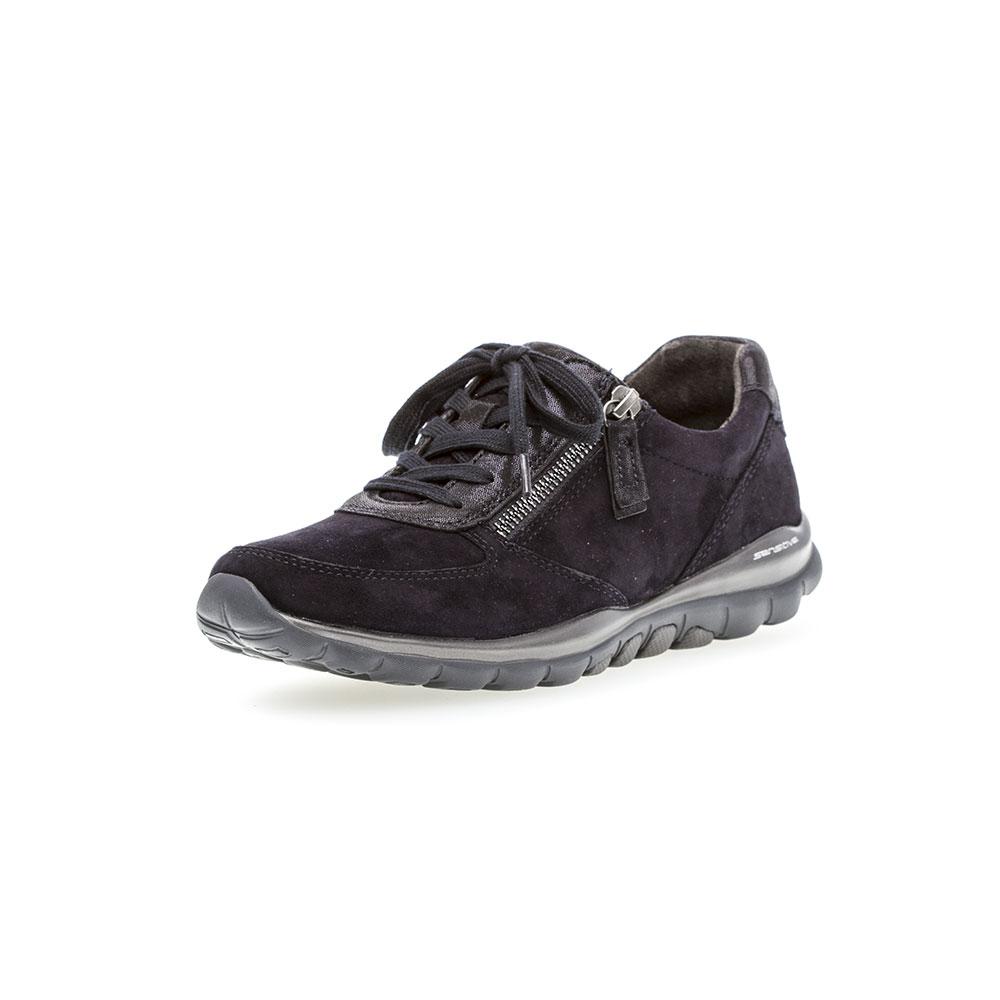 Gabor Sneaker Rollingsoft sensitive Ohio Pazifik Blau