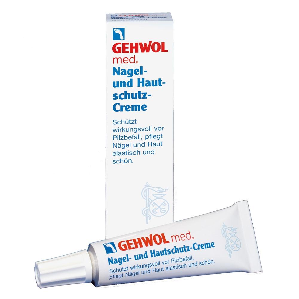 Gehwol med® Nagel und Hautschutz-Creme