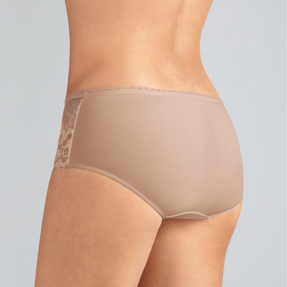 Amoena Karla Panty, Farbe: Nude, Rückseite