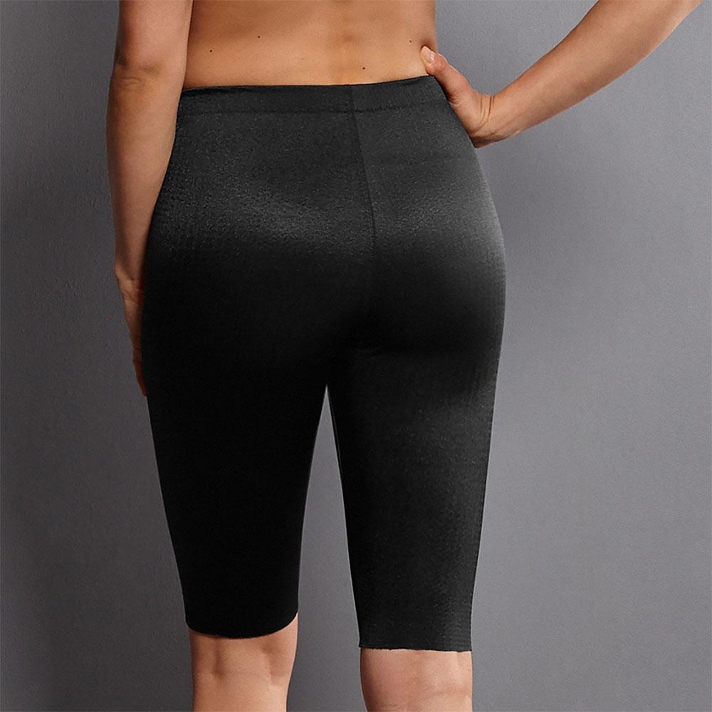 Anita Power Sport Tights 1691 mit Massageeffekt, Farbe: schwarz, Rückseite
