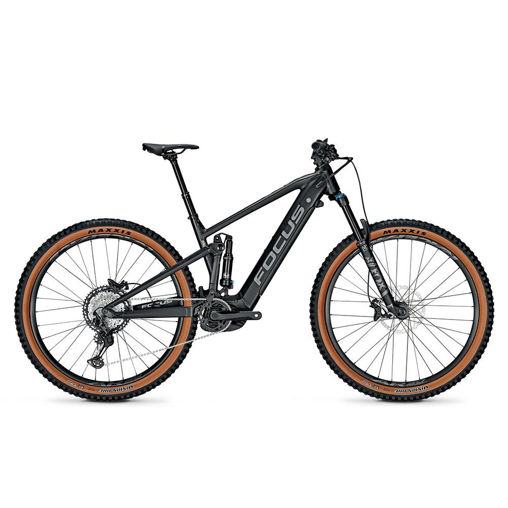 E-Bike Flyer Jam2 6.8 Nine schwarz