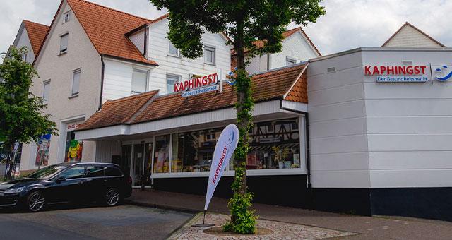 Besuchen Sie unser Niederlassung in Homberg/Efze