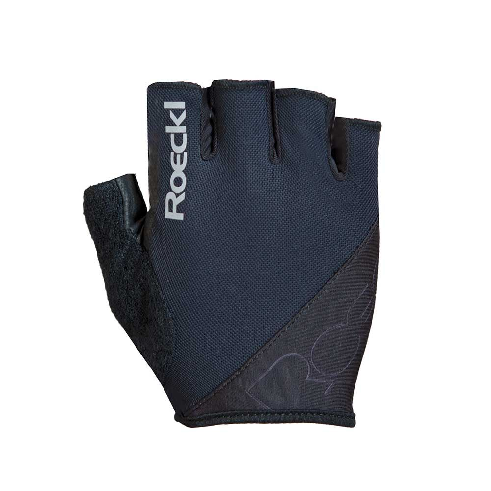 black| Roeckl BOLOGNA Kurzfingerhandschuhe in Schwarz