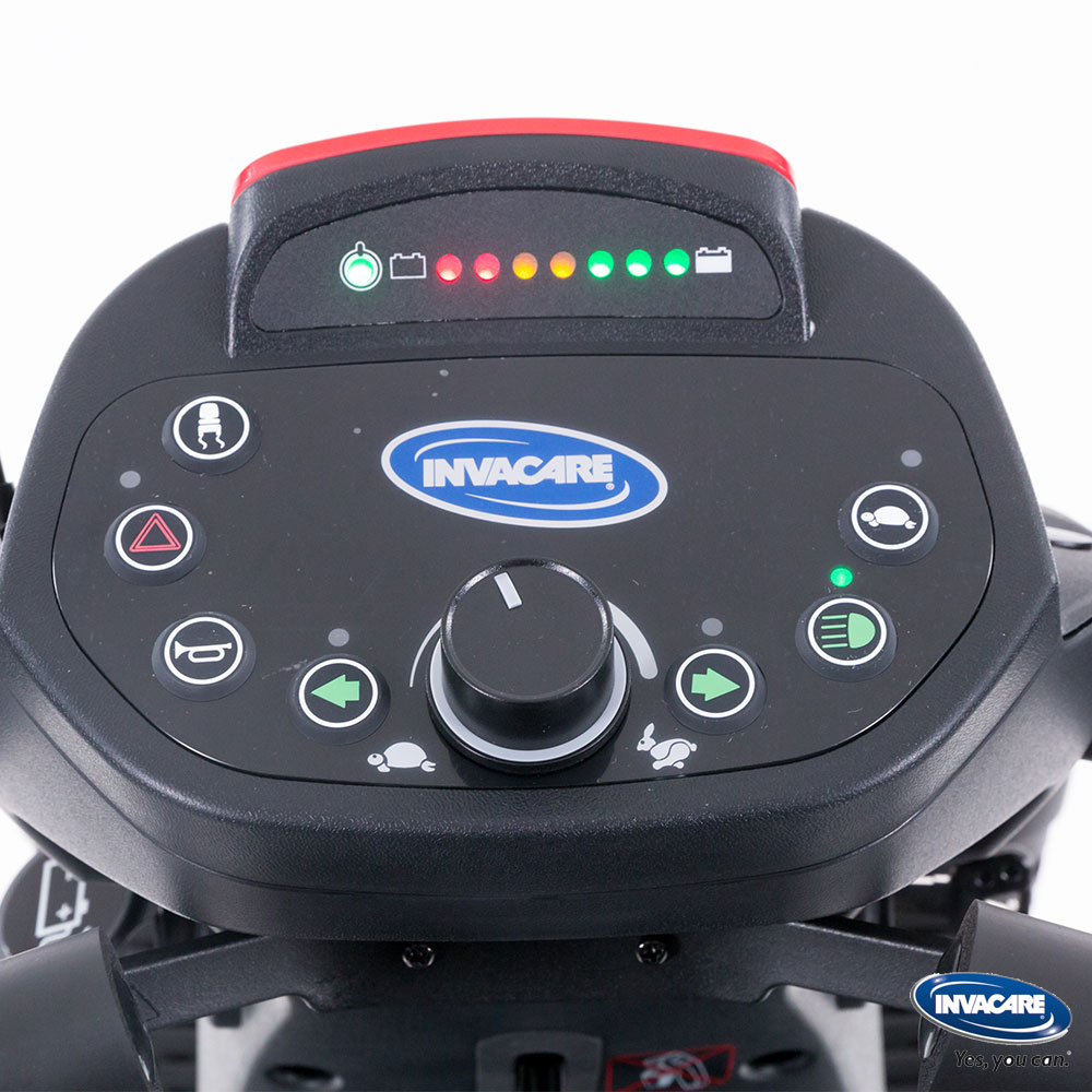 Invacare Scooter Orion METRO 6, LCD-Display