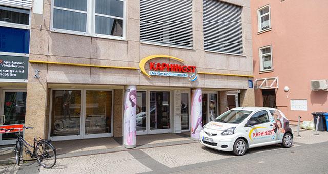Besuchen Sie unsere Niederlassung in Marburg/City