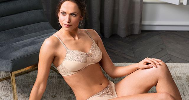 Zauberhafte Amoena Dessous für Brustprothesen