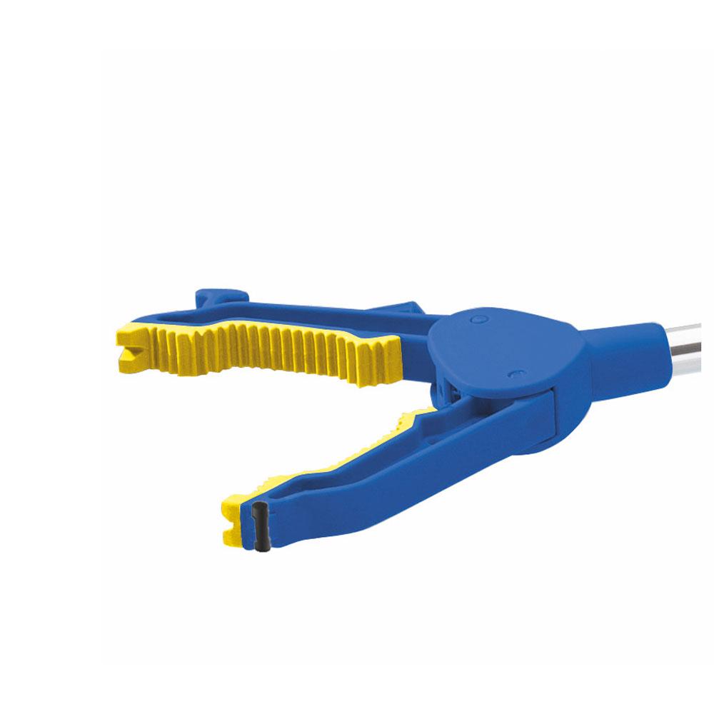 Falke Greifzange Softgriff, Zange mit Magnet zum leichteren Aufheben von metallischen Gegenständen