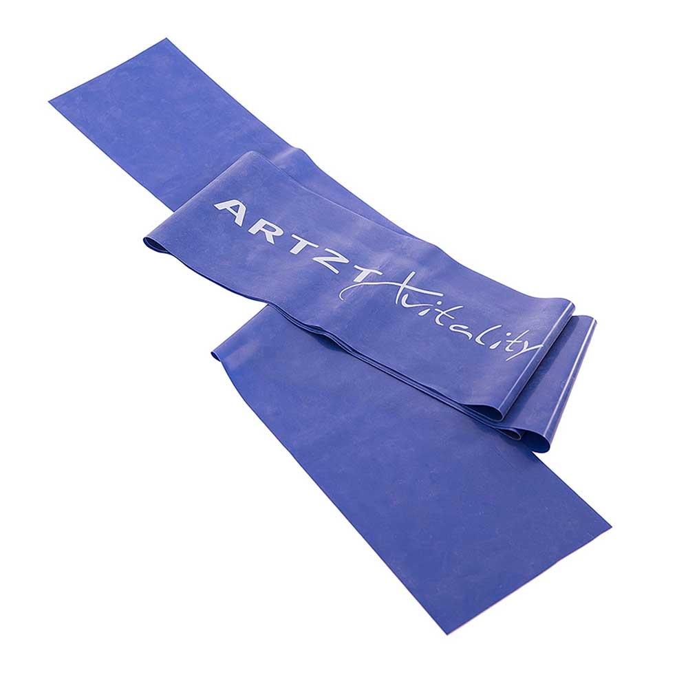 ARTZT vitality Übungsband in Blau mit extra-starker Bandstärke