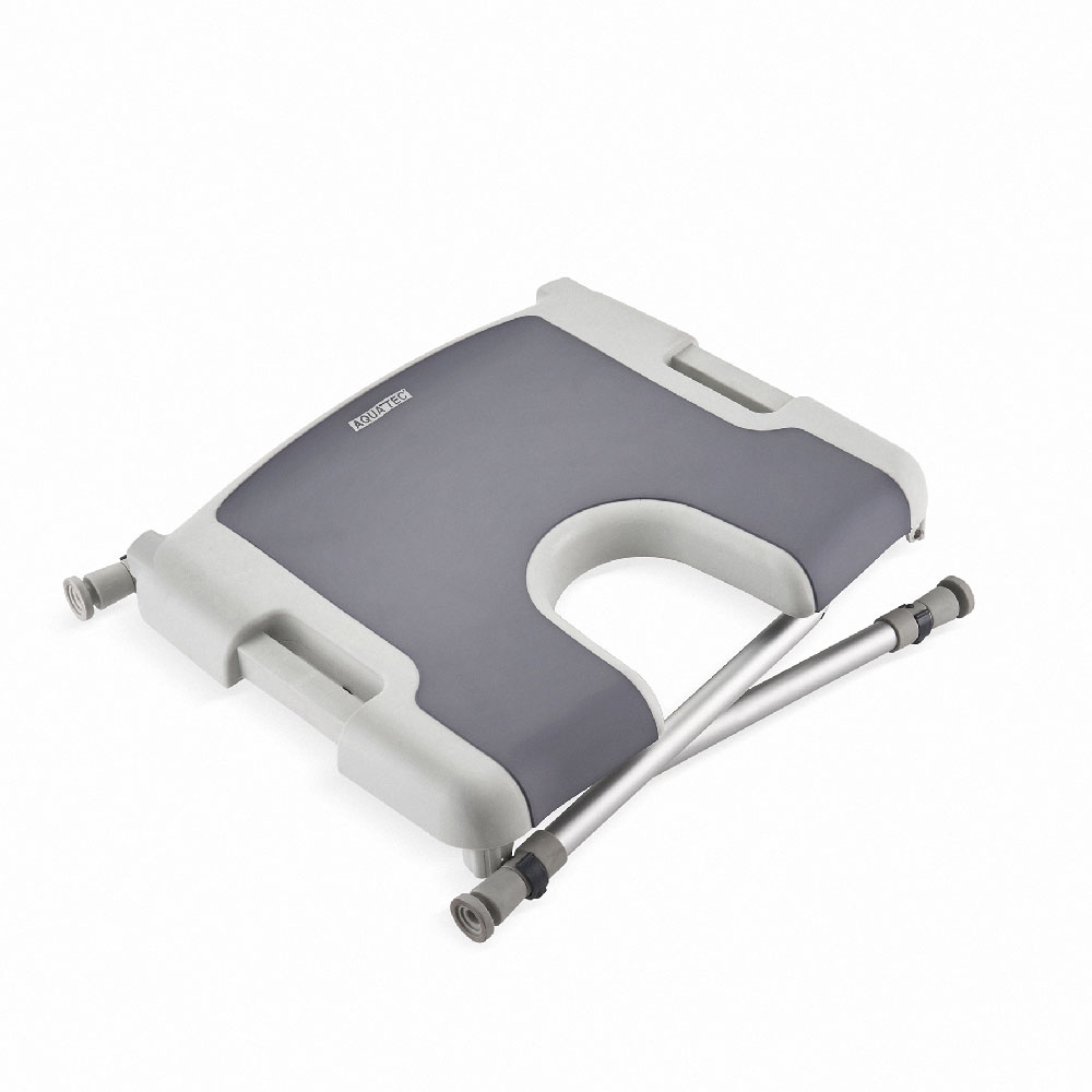 Invacare Aquatec® Sorrento Duschstuhl, zusammengelegt