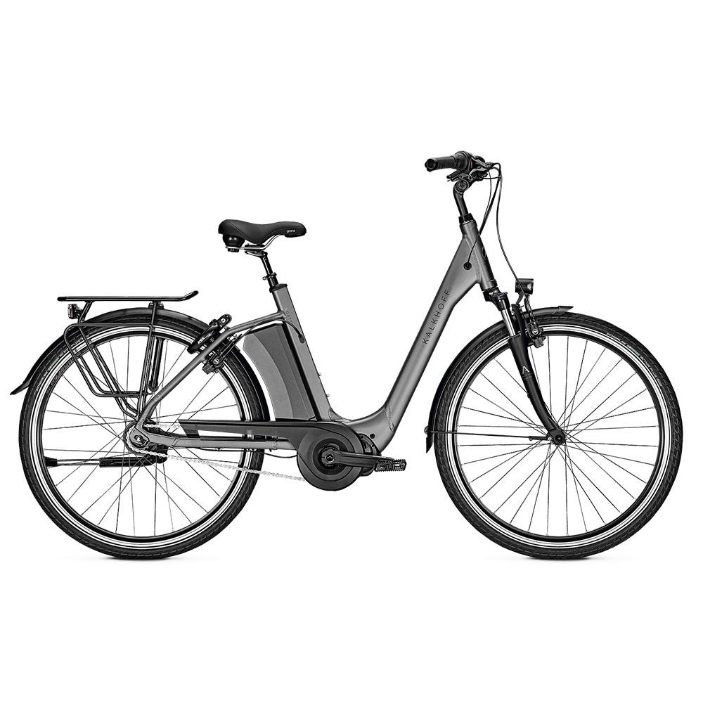 Kalkhoff Agattu 1S XXL E-Bike Grauplay