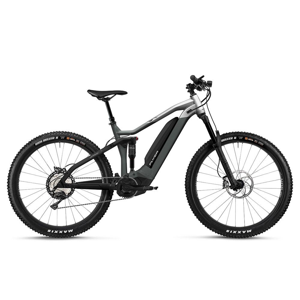 E-Bike Flyer Uproc4 6.30 schwarz