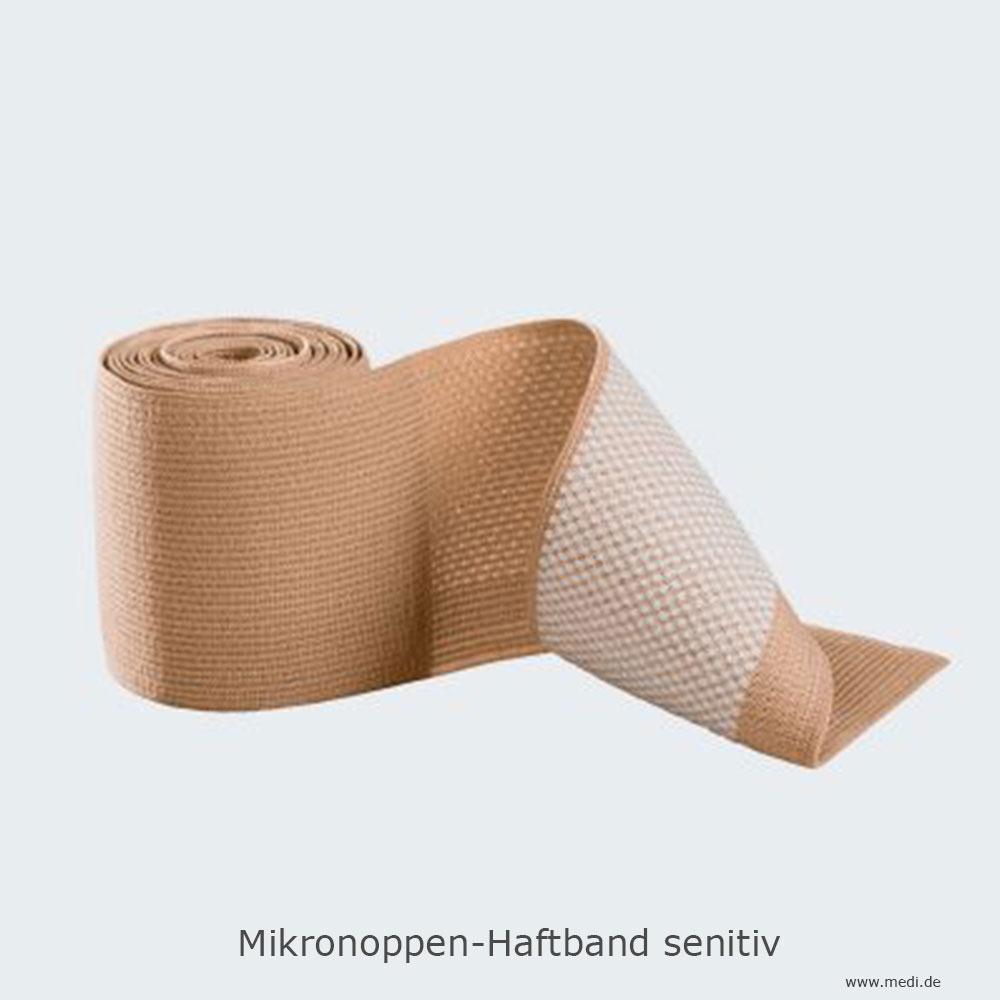 mediven elegance Schenkelstrumpf mit Mikro-Noppenhaftband sensitiv