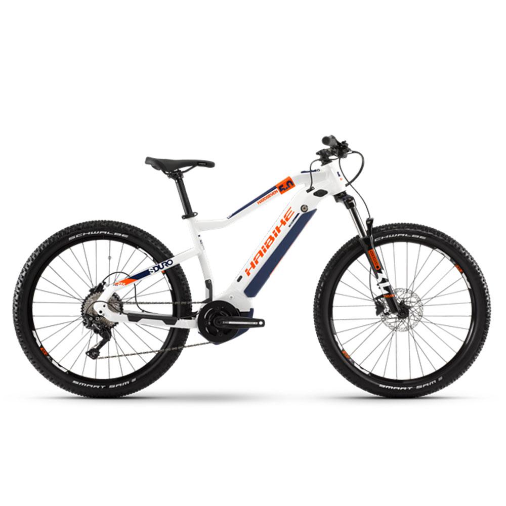 E-Bike Haibike SDURO HardSeven 5 weiss