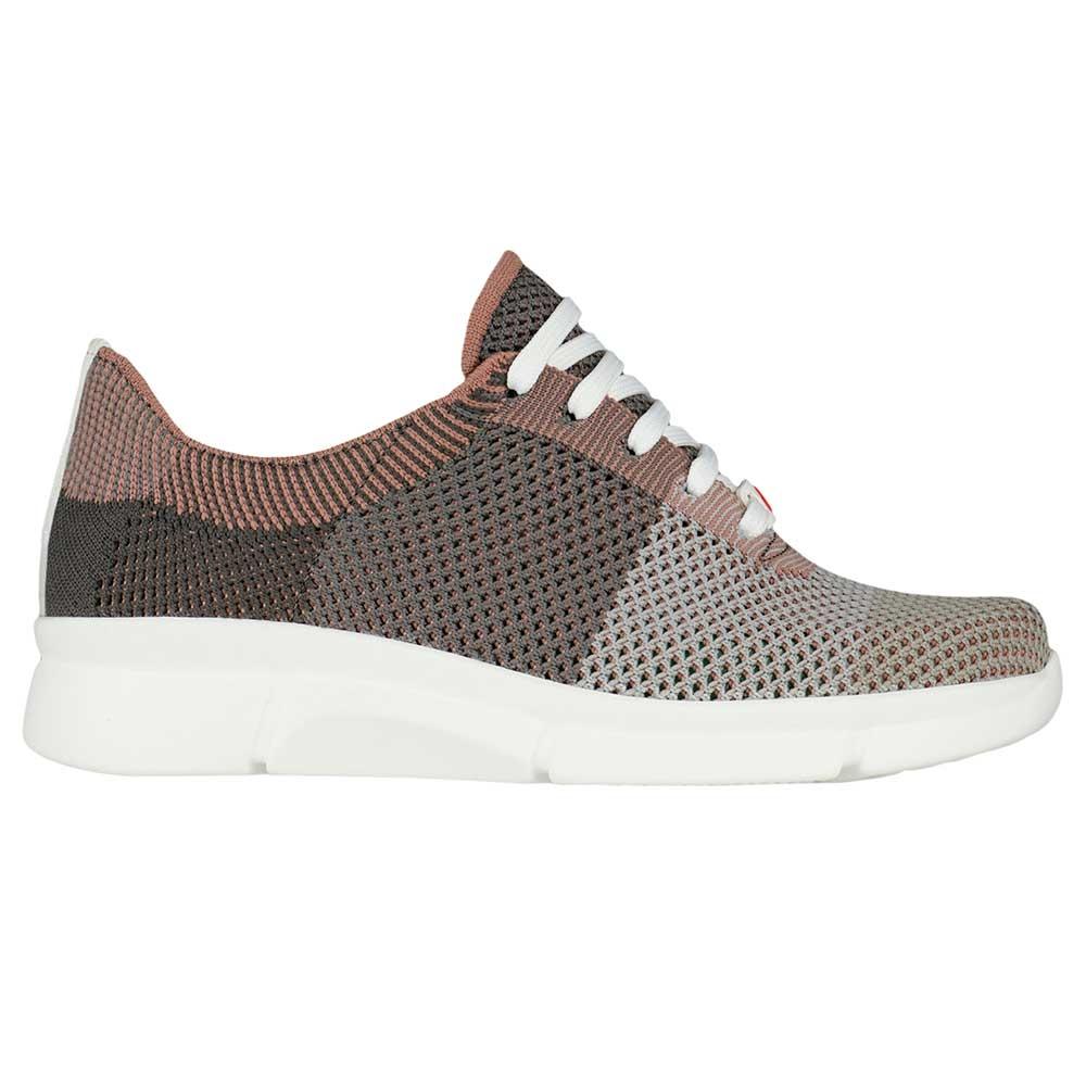 Berkemann ComfortKnit Niki Komfort-Sneaker mit Blockstreifen