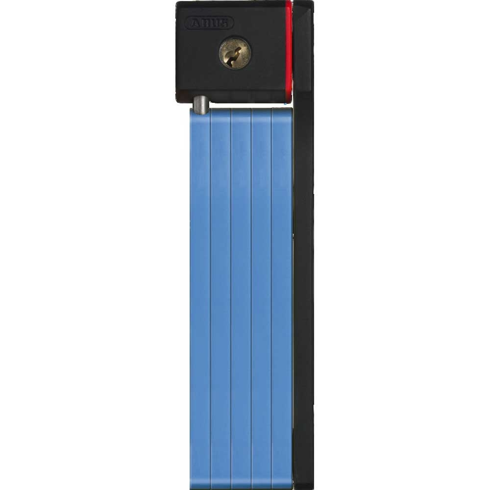 Blue  ABUS Faltschloss UGrip BORDO 5700 in der Farbe Blue