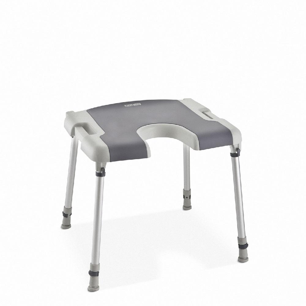Invacare Aquatec® Sorrento Duschstuhl, ohne Armlehnen