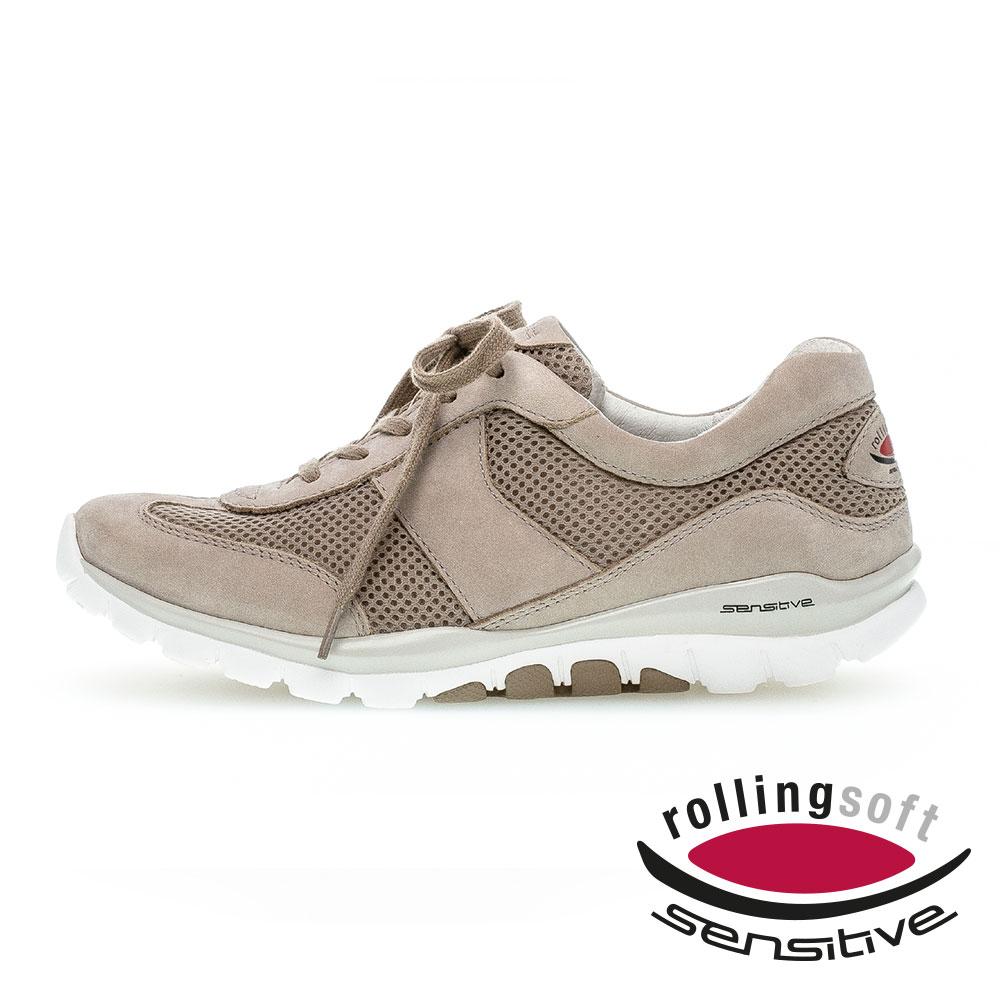 Gabor Rollingsoft Sneaker für Frauen in Viscone - Seitenansicht