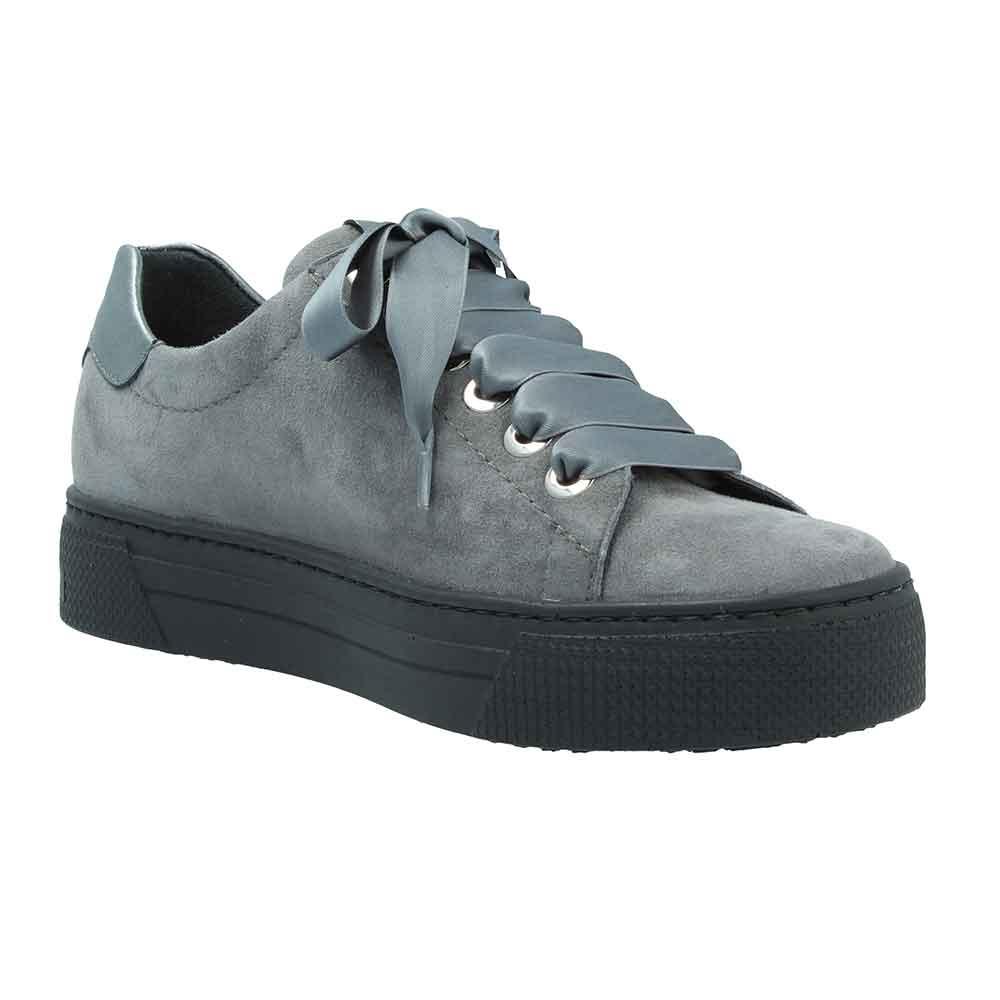 grau| Semler Sneaker Alexa in Grau / Anthrazit