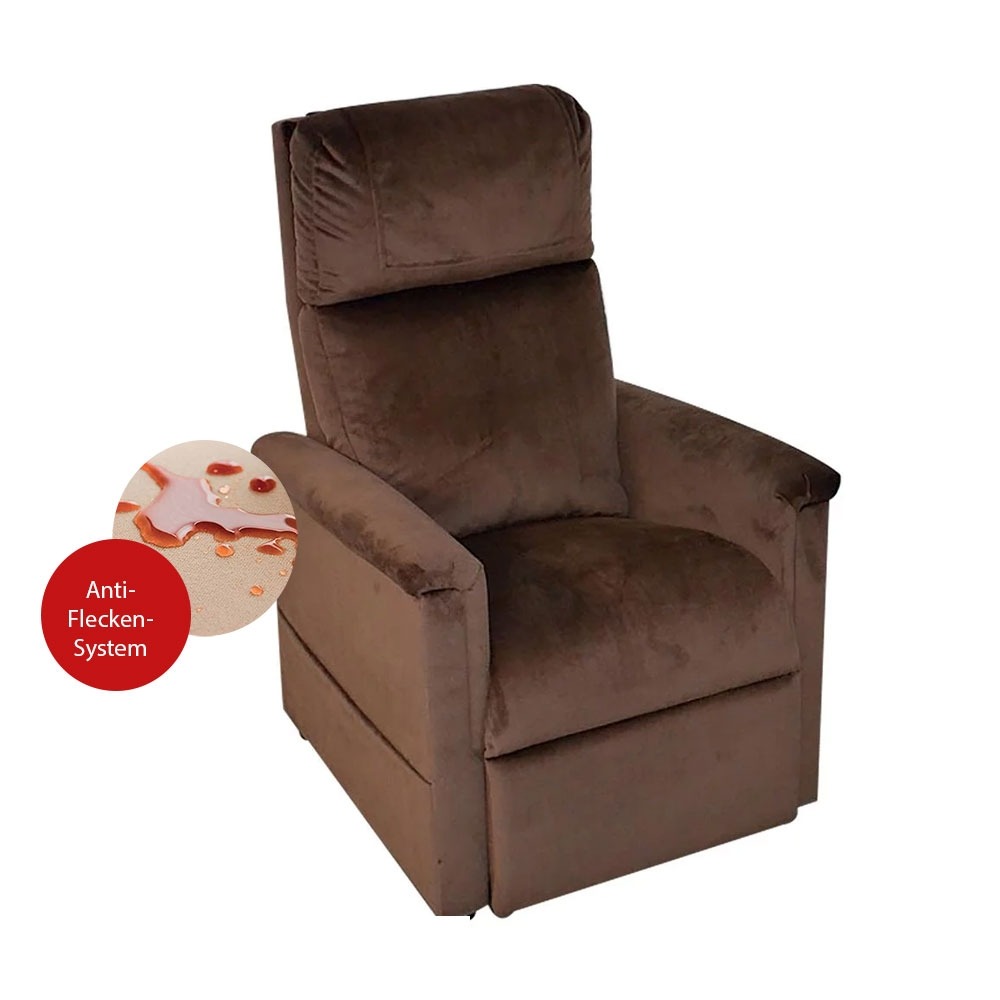 GOLDEN Moderner Komfort Sessel 2 Motoren