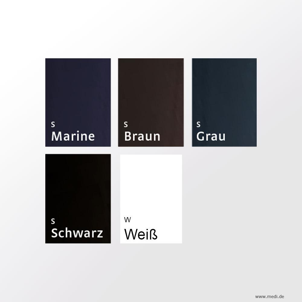 mediven active Männerstrumpf, Farbskala