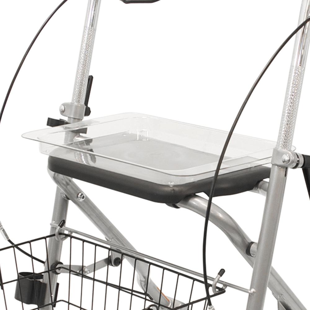 DRIVE MEDICAL Rollator Migo 2G, Tablett
