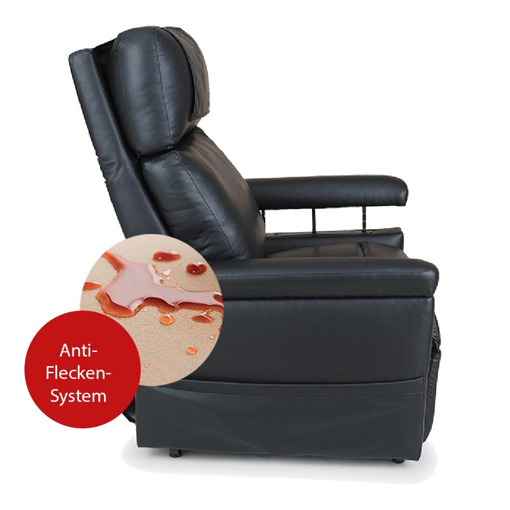 Golden Komfort Maxi Flex Aufstehsessel, fleckabweisende Bezugsstoffe