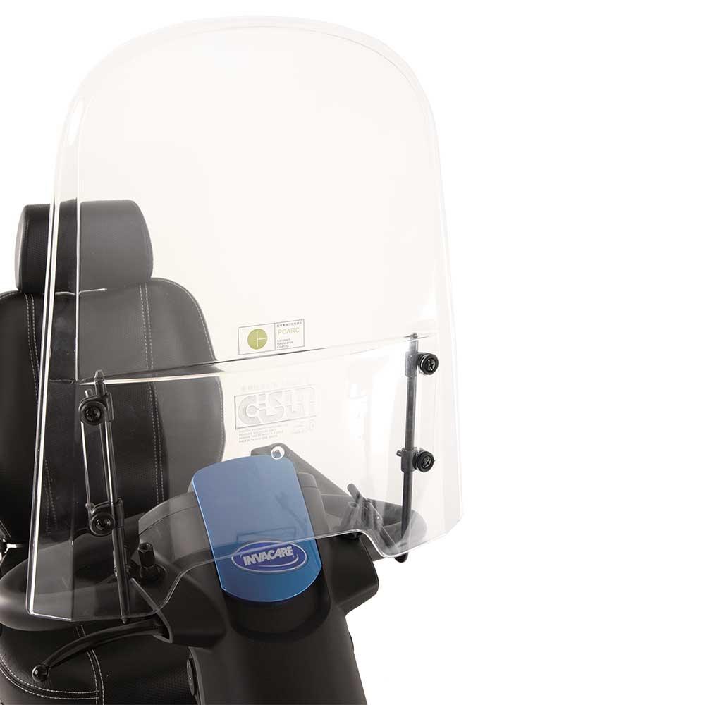 Praktisches Windschild von Invacare für Ihren Elektroscooter