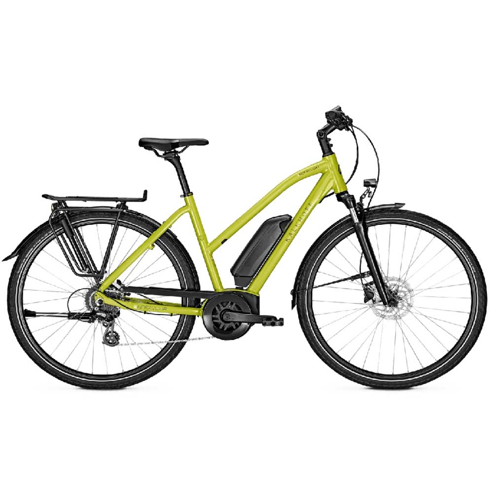 gruen| Kalkhoff E-Bike Endeavour 1.B Move, Trapezrahmen in Grün