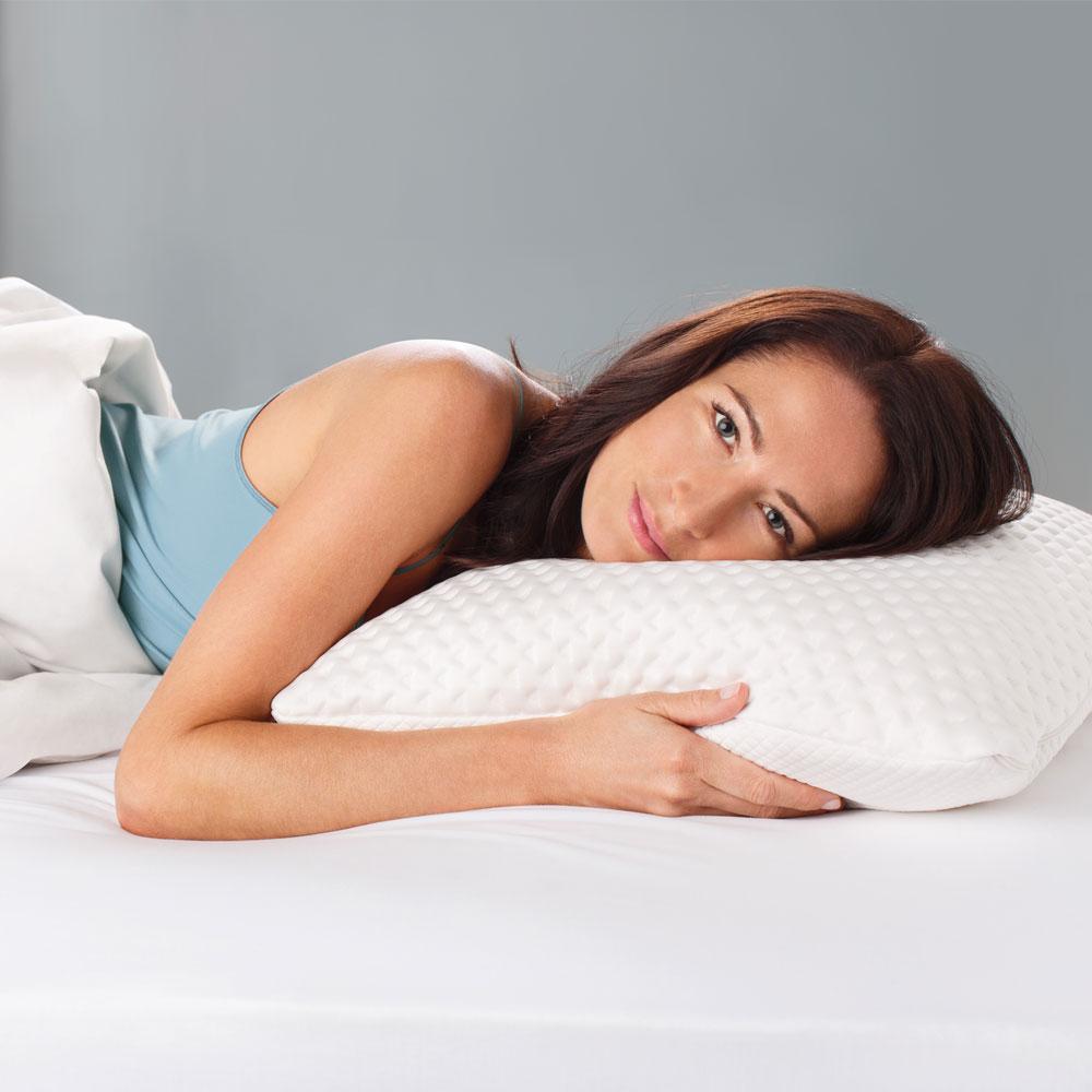 TEMPUR Comfort Schlafkissen mit klassischer Form