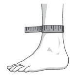 Bauerfeind Fußbandage AchilloTrain® Pro