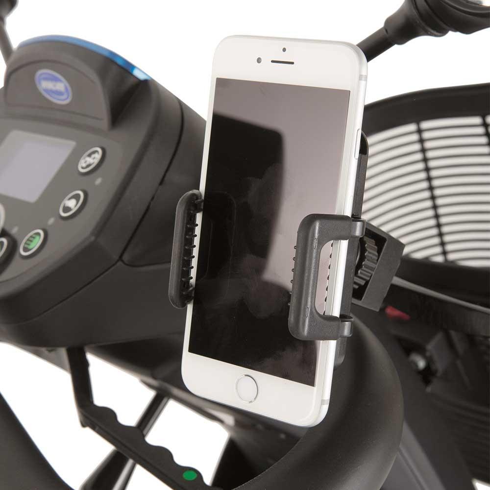 Mobilphone-Halterung für Invacare Elektromobile