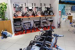 Rollstühle & Rollatoren bei Kaphingst in Schwalmstadt/Treysa