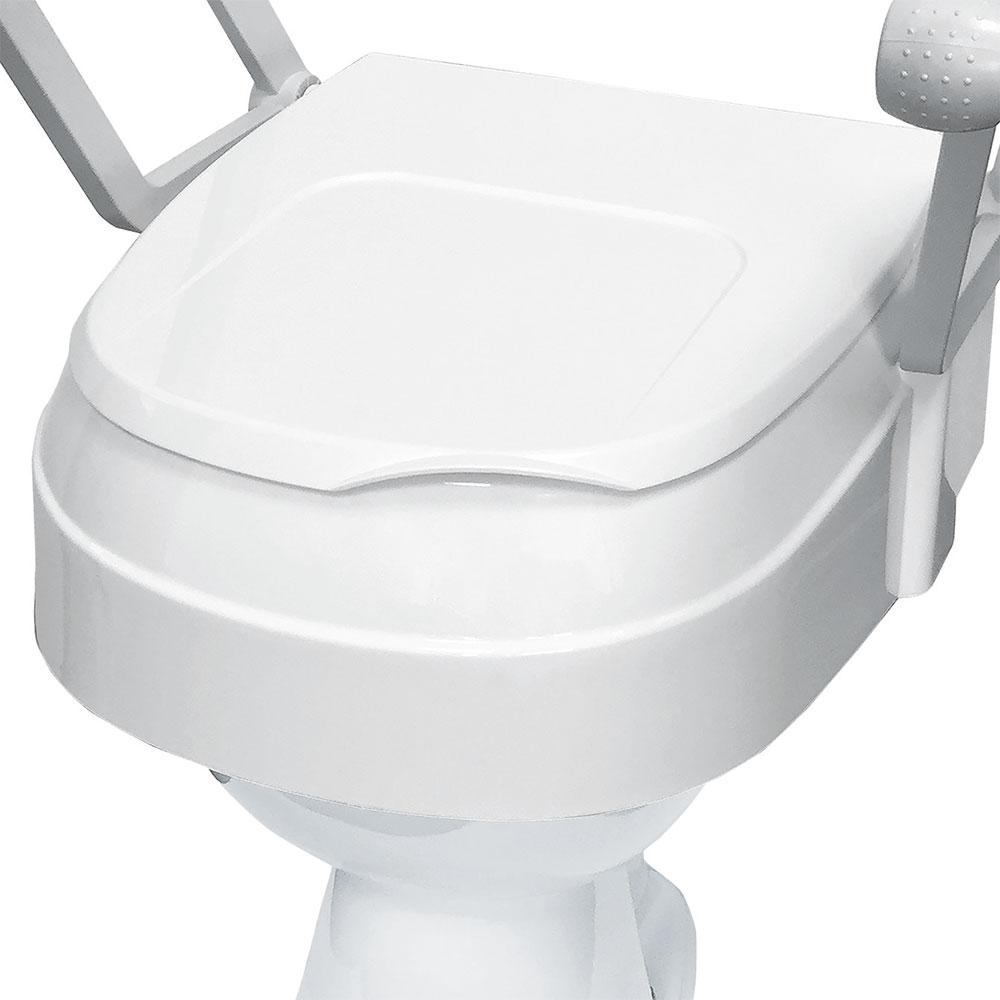 Drive Medical Toilettensitzerhöhung TSE 120 Detail Deckel
