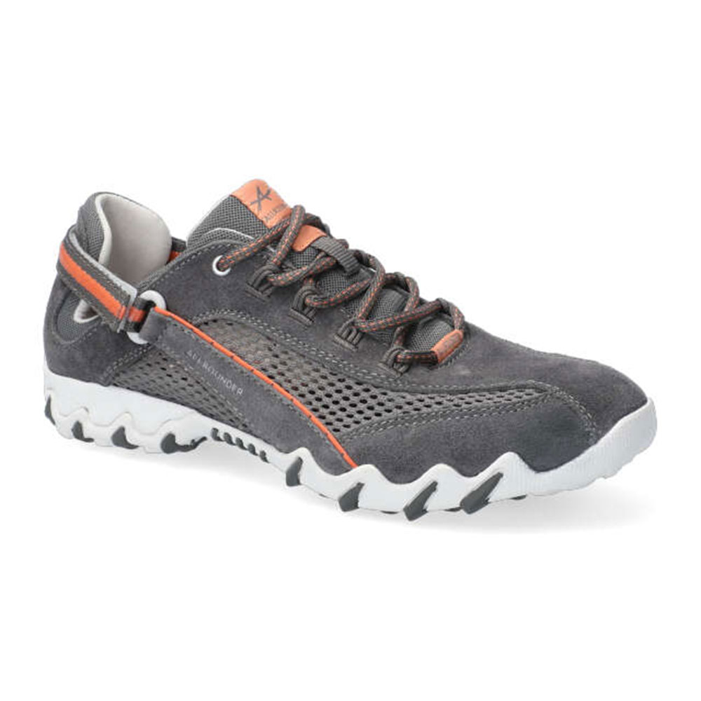 Allrounder Niro Lace Grey/Orange Damenschuh