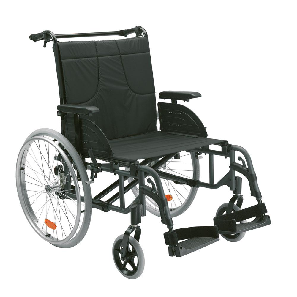 Invacare Rollstuhl Action 4 HD für Personen mit höherem Gewicht